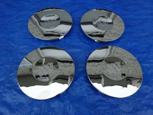 """1997-2000 Buick Park Avenue 2002 Lesabre 16/"""" Chrome Wheel center Caps SET OF 4"""