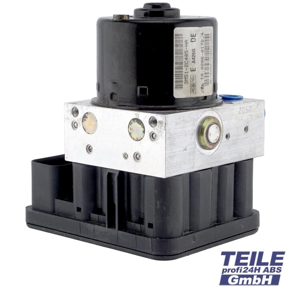 ⭐⭐⭐  ABS Steuergerät Hydraulikblock 8M51-2C405-AA 10096001273 MAZDA FORD ⭐⭐⭐