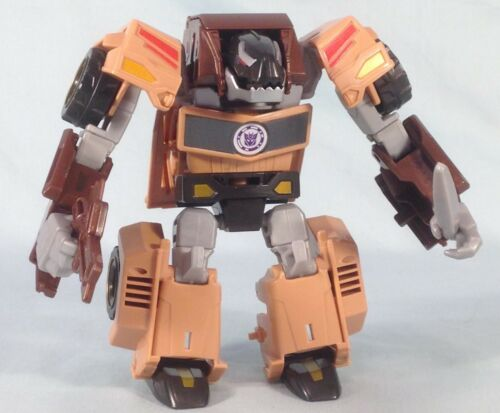 Transformers Robots in Disguise quillfire complet Guerrier Rid 2015