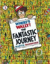 Where's Wally? The Fantastic Journey: The Fantastic Journey by Martin Handford (