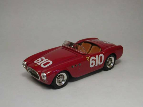 Ferrari 225 S MM 1951  610 1 43 Model 0130 ART-MODEL