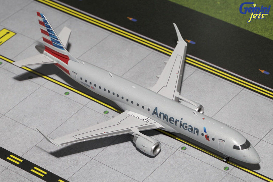 Gemini Jets échelle 1 200 American Eagle Embraer 190 N953UW G2AAL593