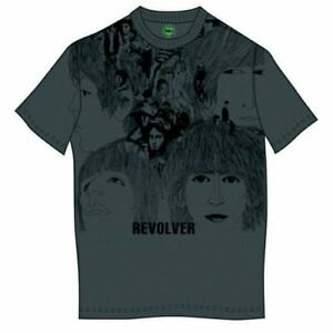 The-Beatles-Revolver-Official-Merchandise-T-Shirt-M-L-XL-Neu