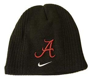 Nike Alabama Crimson Tide Knit Beanie Cap Infant and Toddler Sizes ... b4179f04b7a