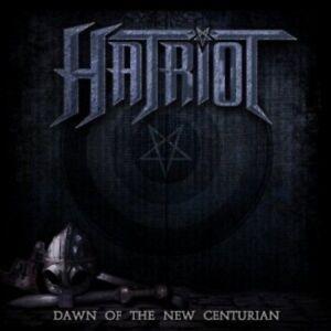 HATRIOT-Dawn-Of-The-New-Centurion-Ltd-Digipak-CD-NEU