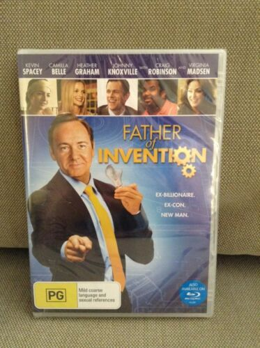1 of 1 - Father of invention DVD (Brand New and Sealed) region 4 Aus Stock
