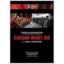 Caesar Must Die 2013 by Kino Lorber Ex-library