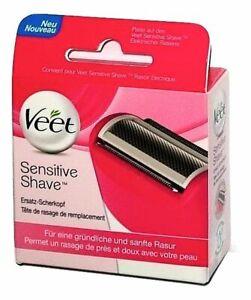 Veet Sensitive Shave Rasierer-Scherkopf für Veet