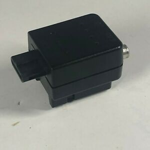 OEM-Nintendo-SNES-N64-Gamecube-RF-Modulator-NUS-003-Black-Used