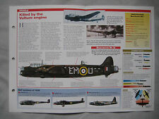 Aircraft of the World - Avro Manchester