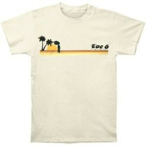 OFFICIAL BAND MERCHANDISE SIZE MEDIUM EVE 6 /'IT/'S ALL IN YOUR HEAD/' T SHIRT