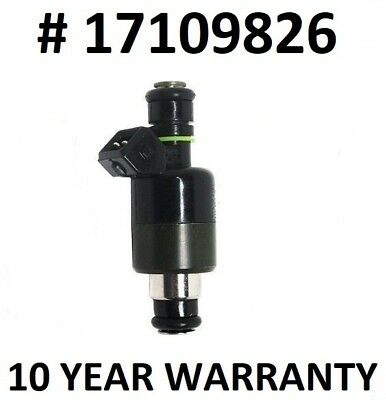 17103007 Single OEM Fuel Injector Lifetime Warranty