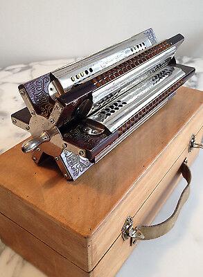 HOHNER - Harmonica Sextet Tremolo Vintage (6 tonalités) 1950/1960