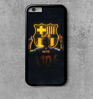 coque de protection Iphone 4/5/6/7/8/X lionel messi FC Barcelone | eBay