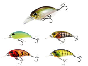 DUO Realis Crank M62 5A 62mm 14.30g Floating Lure Crankbait Many Colours