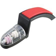 Minosharp Plus 3 Global Ceramic Water Knife Sharpener No.220 Black Red New Japan