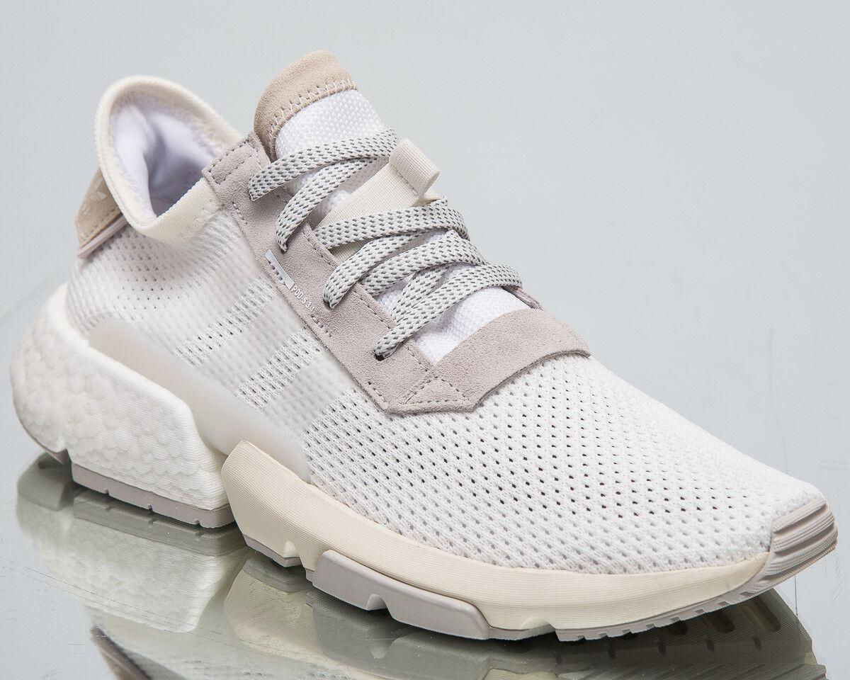 Details zu Adidas Original POD S3.1 Neu Herren Lifestyle Schuhe Schuhwerk Weiß Grau B28089