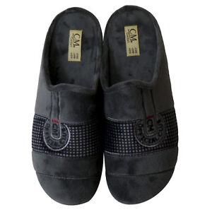 Llogo Piastrelle Grigio Men Slippers Calzamur 67700128 con For 4Cw0qpZTxP