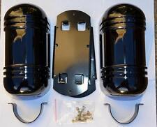 100M Dual Beam Infrared Barrier Detector,Sensor,Perimeter Alarm etc.U.K. Stock