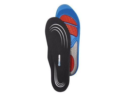 CRIVIT® Einlegesohle Indoor Premium Gel Komfortsohle Schuh Sport Einlagen Sohle