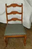 Maple Sewing Rocker / Rocking Chair  (R173)