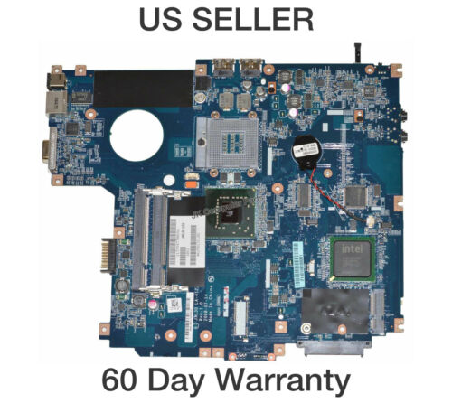 Dell Vostro 1510 Intel Laptop Motherboard s478 J475C