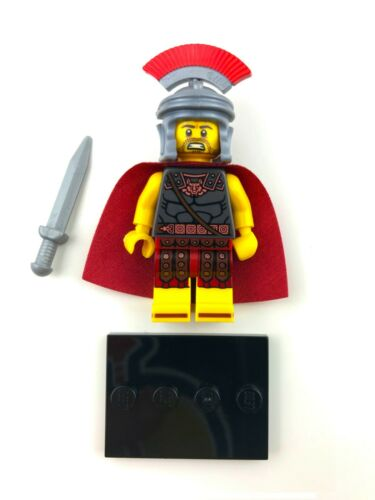 Lego Series 10 Roman Commander col10-3 Free Gift!