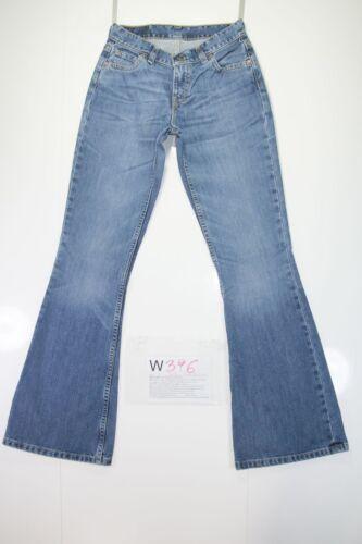 Vintage Taille Jeans Tg41 Levis W27 544 Flare Bootcut cod W396 Utilisé L34 Basse xw64Sqw