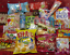 Japan-Candy-chips-snack-drink-sweets-set-BOX miniature 1