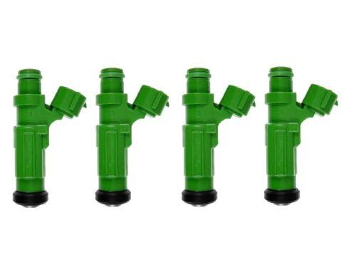 Motor ManHDB250 Fuel Injectors Bosch Flow Matched Set Mitsubishi Lancer 2.0L