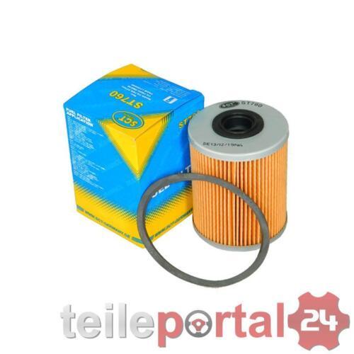 FILTRO Carburante Diesel Filtro adatto per OPEL ASTRA G H Diesel Top Merce Nuova