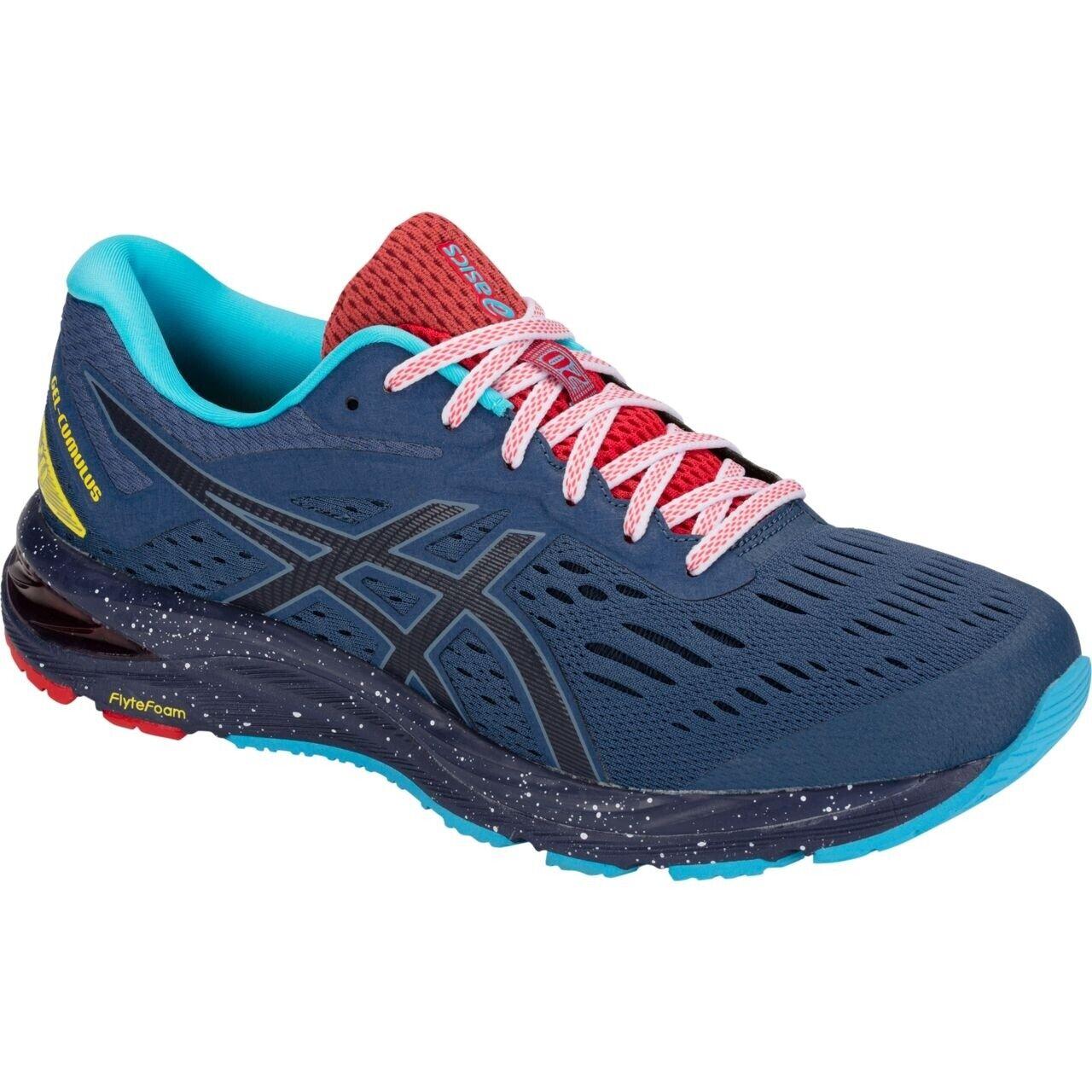 ASICS Gel-Cumulus 20 Marathon shoes - Men's Running - bluee - 1011A239.400