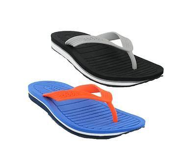 Adidas V Zehentrenner Herren Riemen Sandalen Zehpfosten Slide | eBay