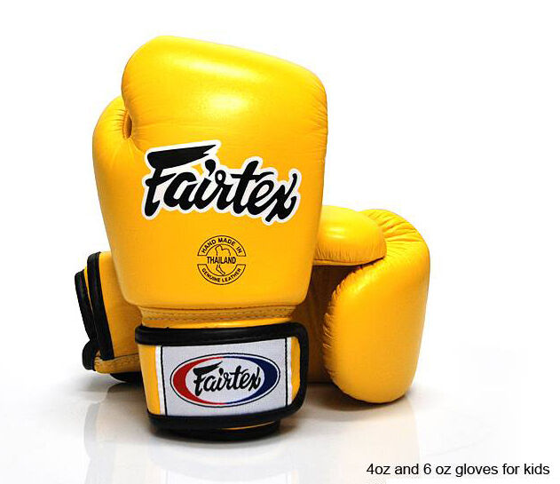 GENUINE Fairtex KIDS Boxing G s TightFit  Design 10 Days Made To Order (4 6oz)  manufacturers direct supply