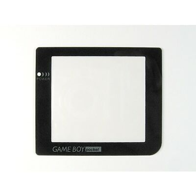 10x RealGlass [Made of Real Glass] Game Boy Pocket [GBP] Screen Protector/Lens