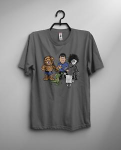 1471eca26 Rock Paper Scissors Lizard Spock Men's T-shirt Big Bang Theory ...