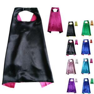 Kids-Superhero-Cape-Boys-Girls-Fancy-Dress-Costume-Cloaks-Hero-Cosplay-Halloween