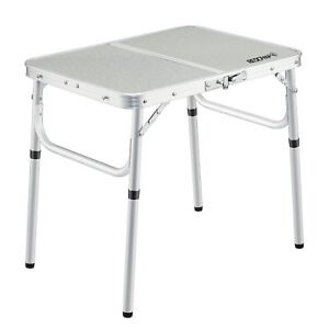 Redcamp Small Folding Table Adjustable Height 236x157x10219