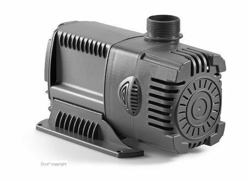 SICCE® Syncra HF 10.0 Förderpumpe 9500 Liter h Förderhöhe 4,5 Meter