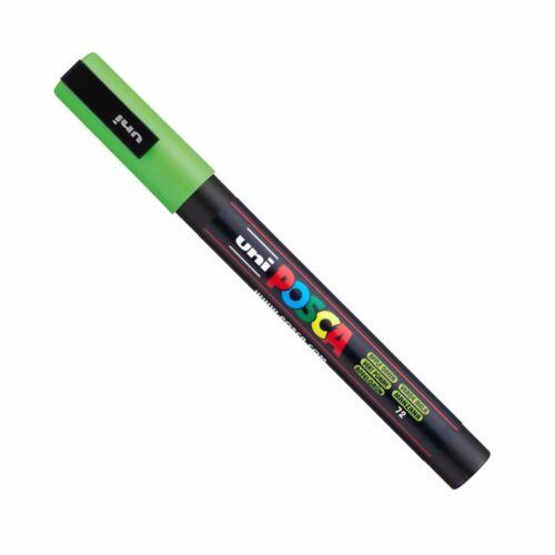 Kaufe 4 3 Uni-Ball Posca PC-3M Kunstfarbe Marker Stifte Alle 40 Farben