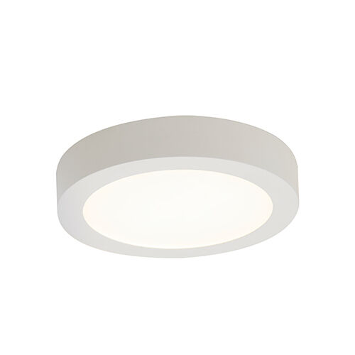 Ansell Freska 18W led surface mounted circulaire downlight c//blanc-asfrled 230//CW