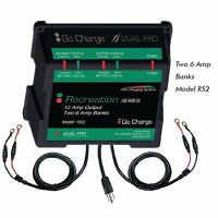 Dual Pro Chargers Rs3 Recreational Series Battery Charger 18a on sale