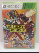XBOX 360 GAME ANARCHY REIGNS ~ NEW REFURBISHED SEALED ~