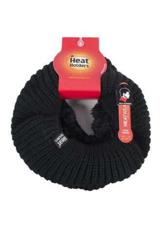 Men Heat Holders Heatweaver Thermal Winter Warm Neck Warmer NEW Larvic