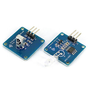 ne555 infrared transmitter ir receiver module with 38k carrier for