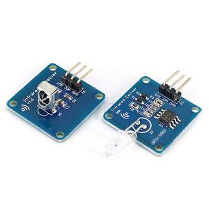 Arduino ir transmitter and receiver