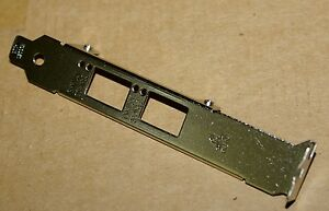 1 PCS HIGH PLATE for Intel E10G42BTDA X520-DA2 E10G42BFSR X520-SR2 X710-DA2