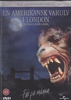 Find Varulv i DVD-film og Blu-ray - Køb brugt på DBA 48d280b44a585
