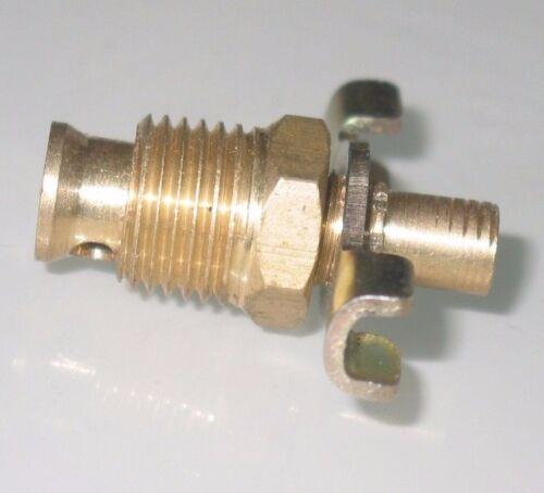 Rover Nouveau Radiateur vidange laiton robinet P5B//P6//P6B