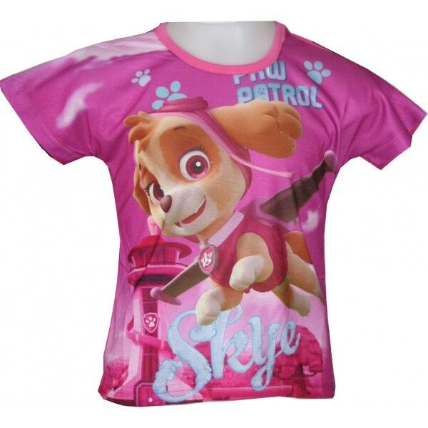 T shirt enfant La Pat patrouille du 2 au 6 ans, T shirt Paw Patrol